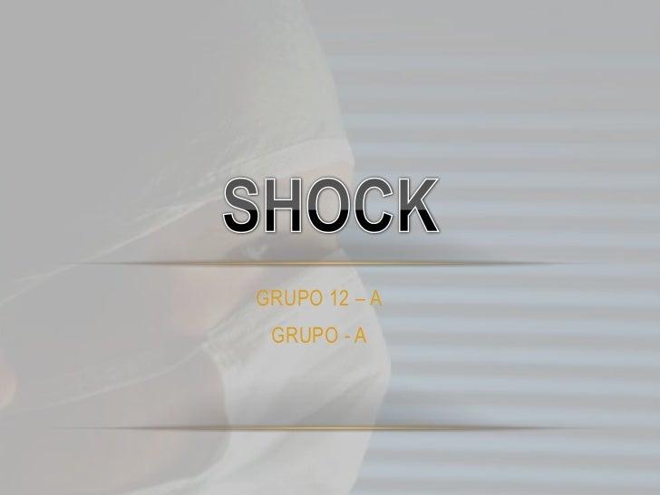 Shock seminario