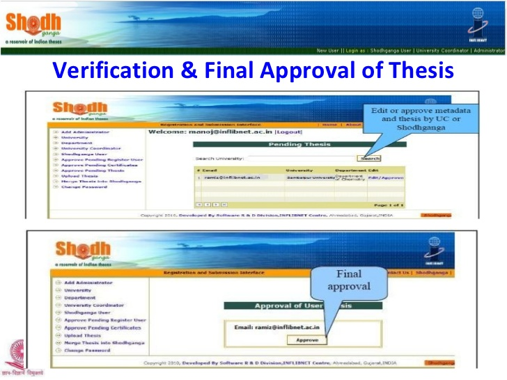 shodhganga online phd thesis: Best Writing Service