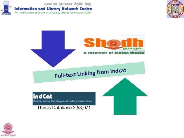 etd thesis database
