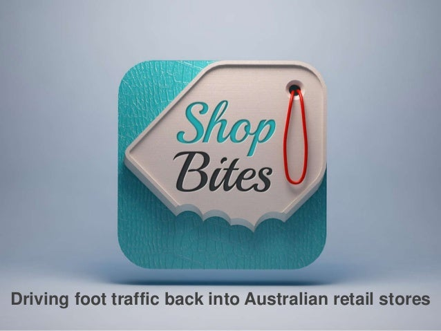 Driving foot traffic back into Australian retail stores