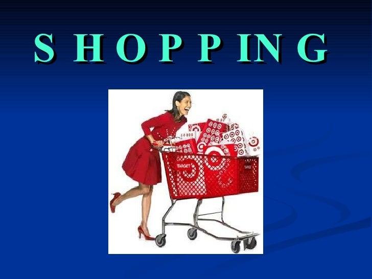 Shoping Presentation