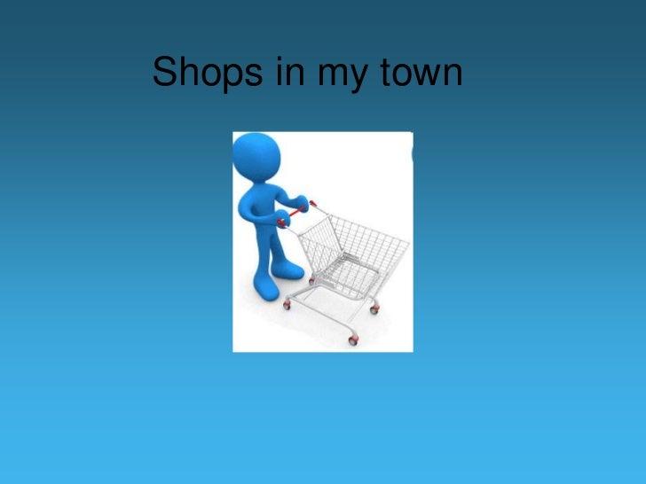 Shops (joana and maddi)