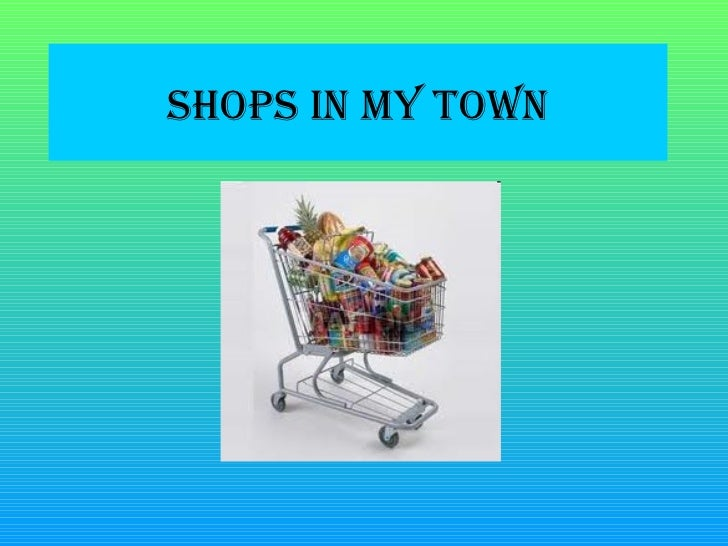 Shops (xabier and amaia)
