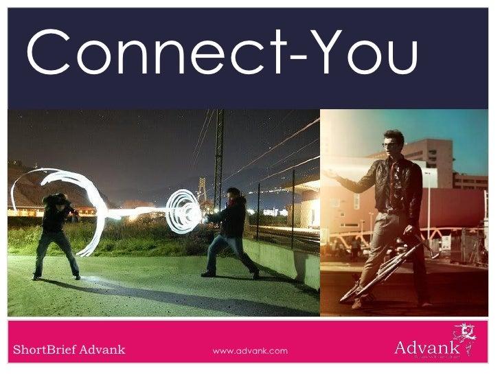Connect-You    ShortBrief Advank   www.advank.com