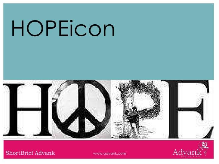 Shortbrief HOPEicon