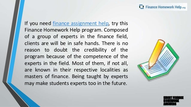 Essentials of managerial finance homework help