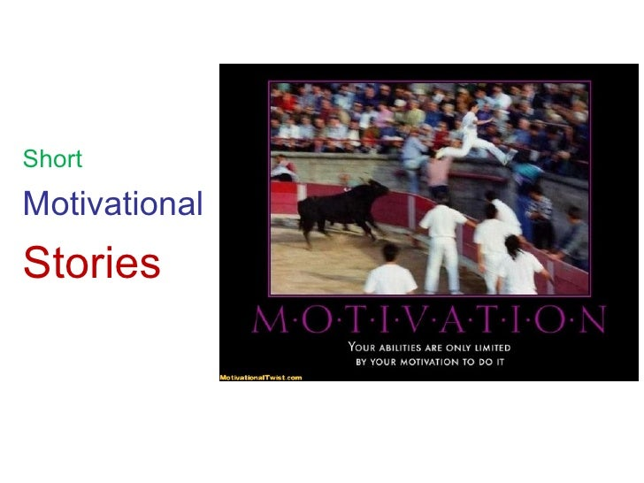 ShortMotivationalStories