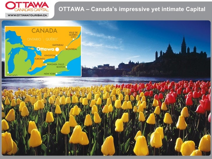 Ottawa Tourism Travel Trade 2012