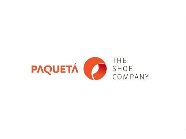 Short Presentation - Paquetá The Shoe Corp.