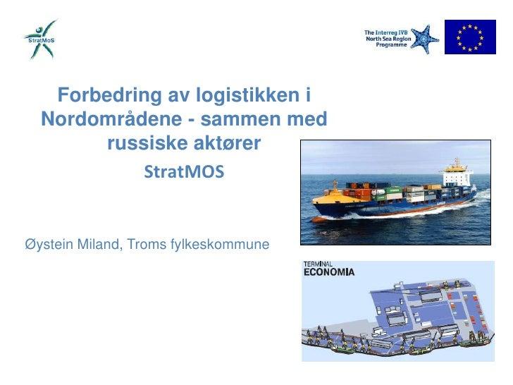 Shortsea nord-2010-stratmos