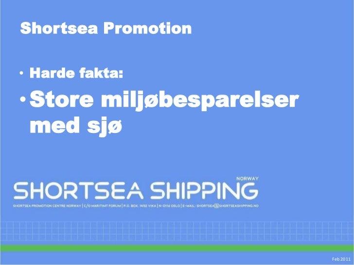 Shortsea oslofjord2012 shortsea_promotion_miljo
