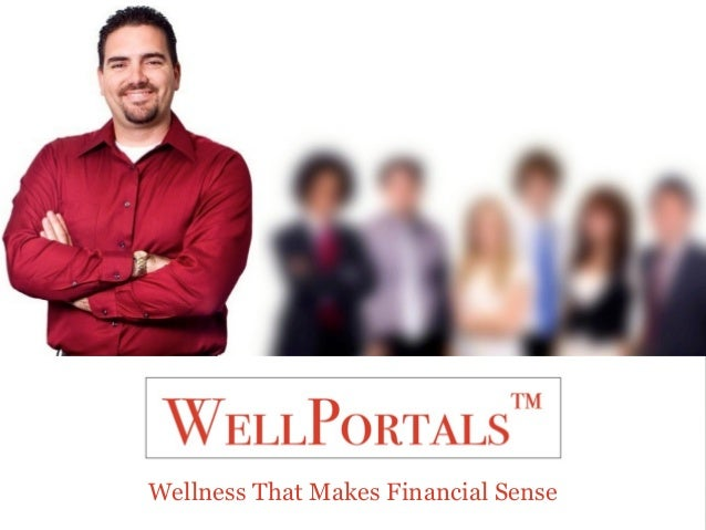 Wellness That Makes Financial Sense