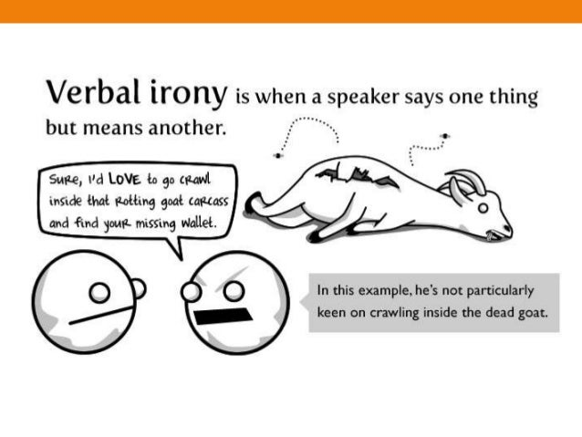 Situational Irony Examples For Kids