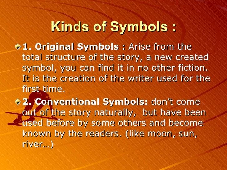 short symbolic story essay - the usage of symbolism and irony to communicate theme is an imperative tool in short stories these eloquent writing techniques clarify and embellish the reader's interpretations while also keeping the story interesting and slightly mysterious.
