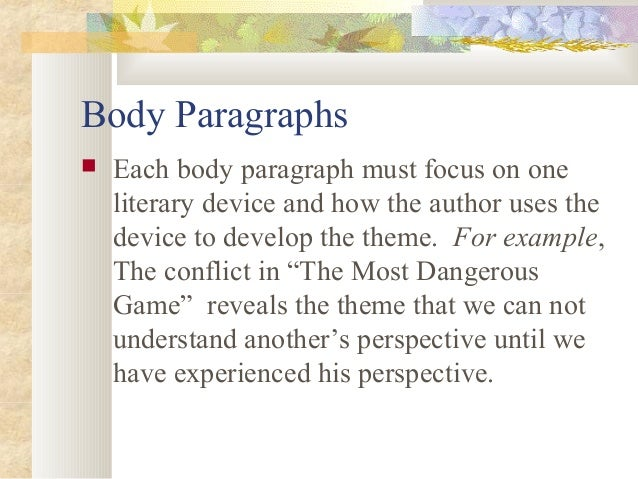 Writing a Literary Analysis PowerPoint Presentation, PPT - DocSlides