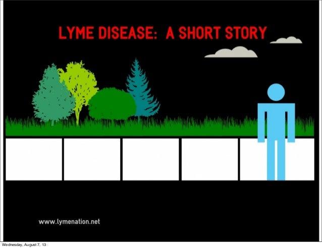 Lyme Disease:  A Short Story