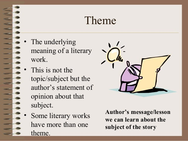 the universal theme of ignorance in english literature Why do we say that literature has a universal appeal print print themes, style, and other what is the importance of english literature.