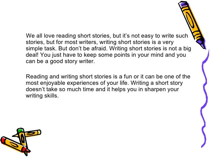 English Essay Short Story