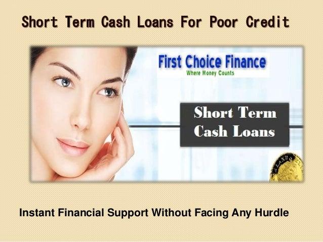 "8 Best ""Short-Term Loans"" for Bad Credit (2019)"