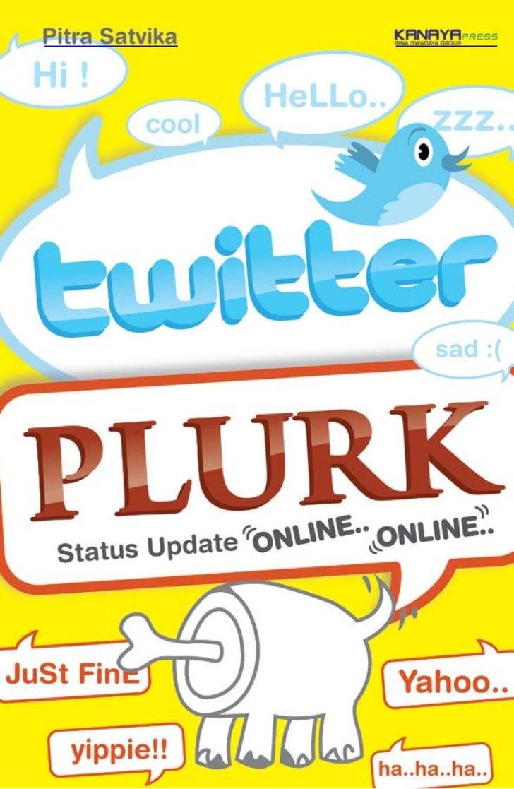 Twitter Plurk