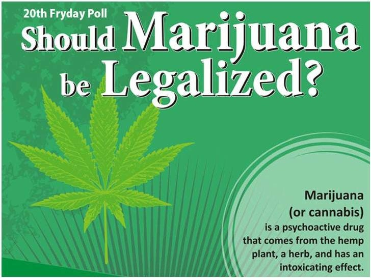 Should Marijuana Be Legalized?