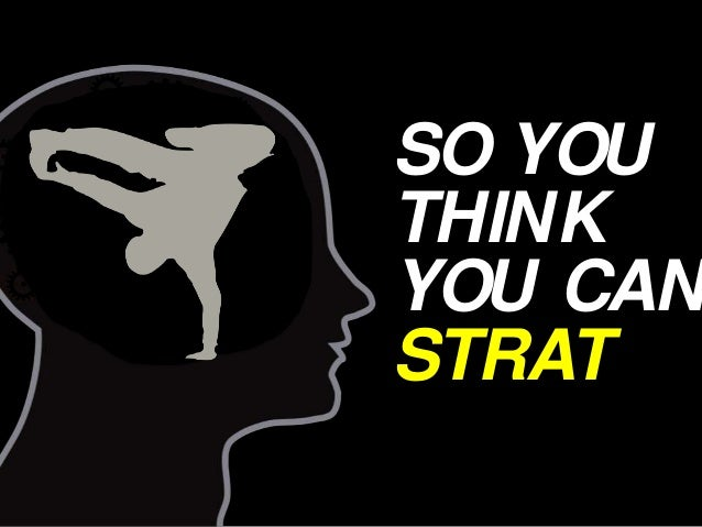 Should I Be In Strategic Planning?