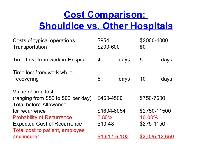 shouldice hospital case study operations management