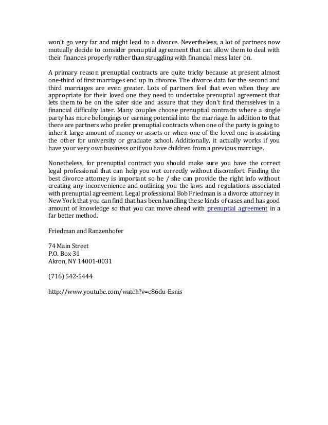 Prenuptial Agreement New York DriverLayer Search Engine