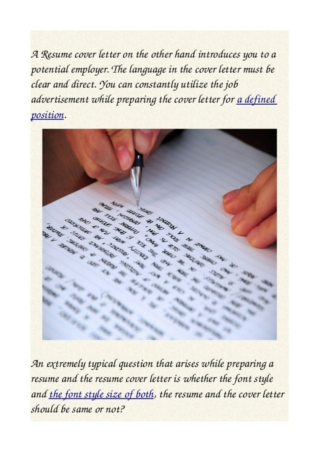 What is the normal font size for a essay