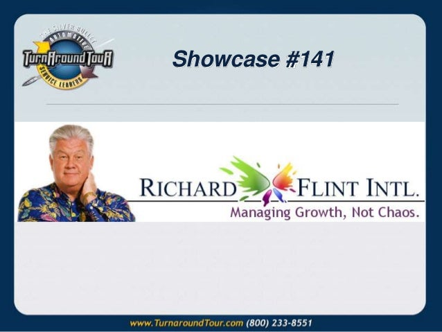 Showcase 141 f/ Richard Flint: Partnering with Your Staff