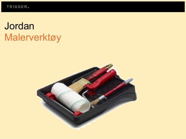 JordanMalerverktøy