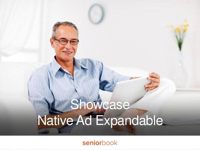 Showcase  Native Ad Expandable