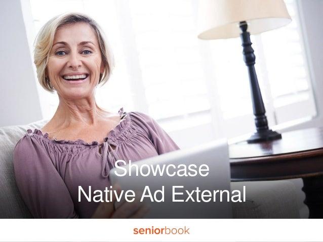 Showcase  Native Ad External