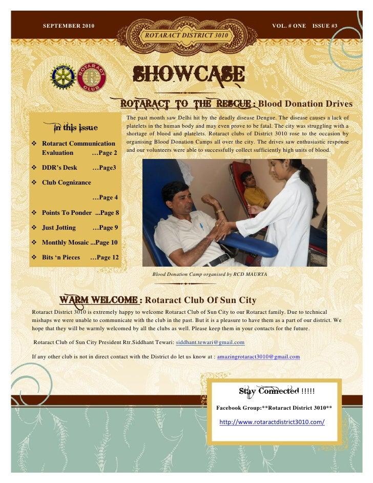 Showcase september 2010