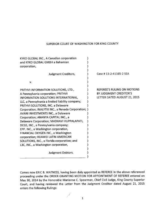 Sample Contempt Of Court Letter