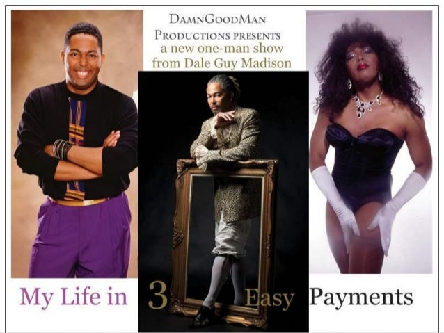 My Life in 3 Easy Payments A new one-man show by critically acclaimed spoken word performance artist and former QVC shoppi...