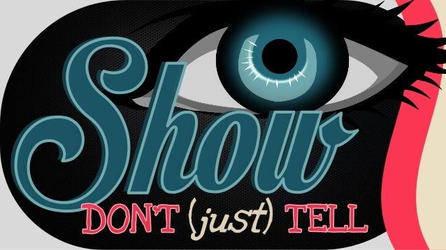 Show, Don't (Just) Tell: The Visual Proposal That Landed Me a Dream Gig! #PresentationTips
