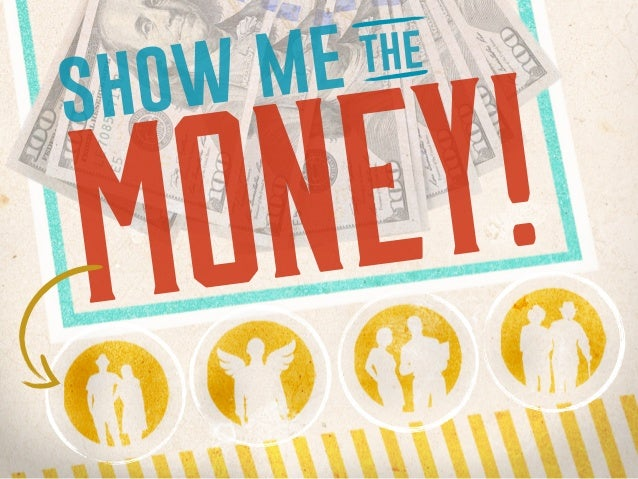 Show Me The Money! - Know the 4 Types of Investors @BlueStartups