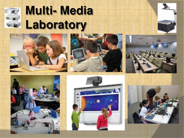 Multi media laboratory ppt