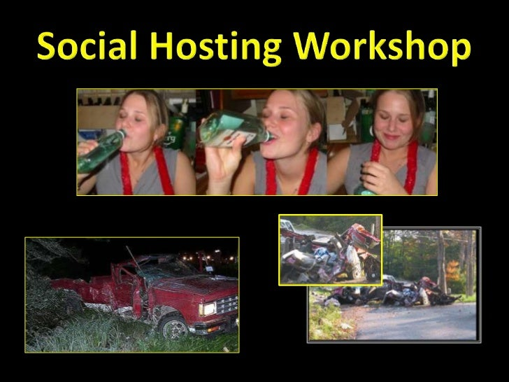 Social Hosting Workshop<br />