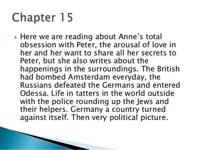 diary of anne frank summary pdf