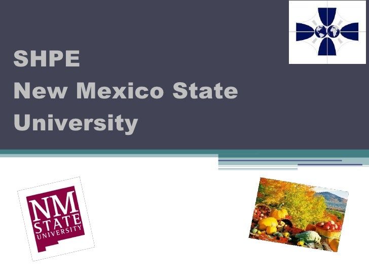 SHPE New Mexico State University