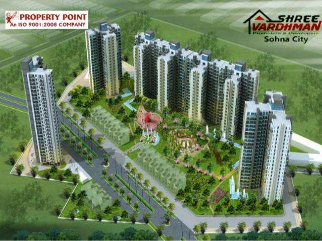 Overview  Shree Vardhman new project in Sohna is the  new buzz in the town. The upcoming project enjoys a very attractive...