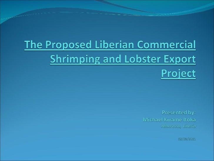 Shrimplobsterpresentation