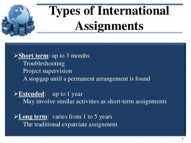 Recruitment assignment