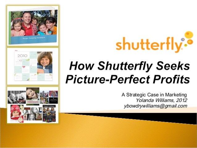 shutterfly business plan