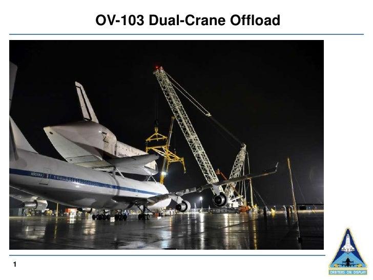 Shuttle off load part 2