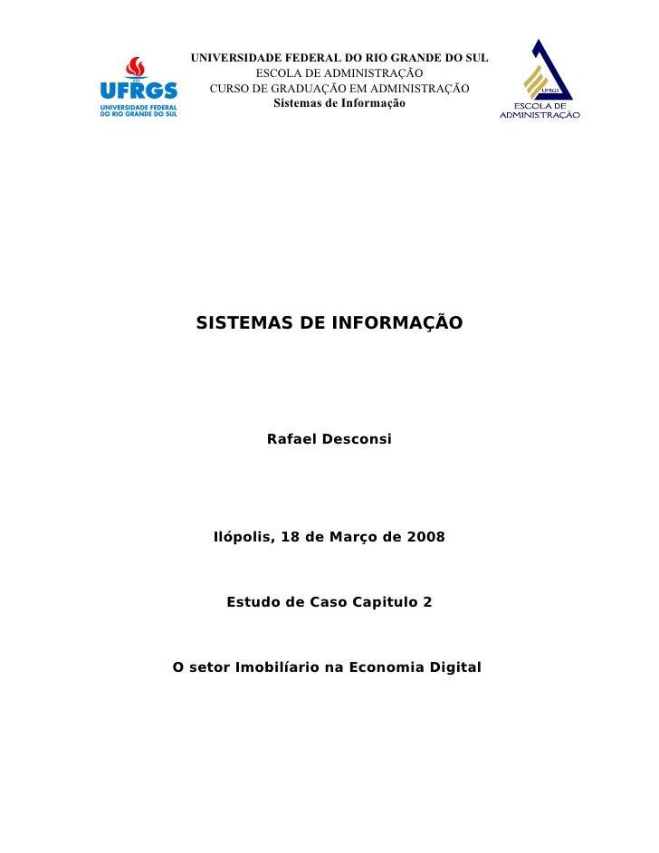 ECONOMIA IMOBILIARIA DIGITAL