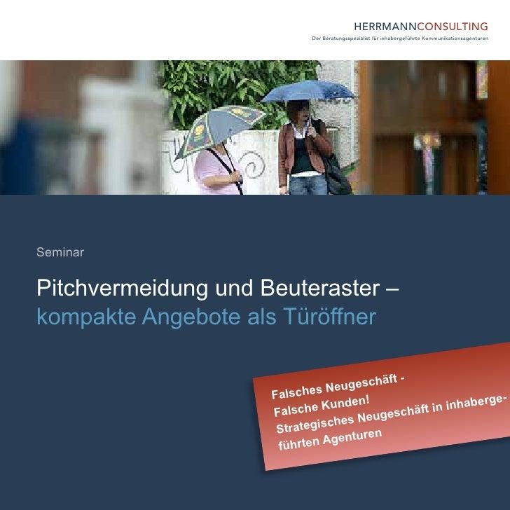 HERRMANNCONSULTING                                                    Der Beratungsspezialist für inhabergeführte Kommunik...