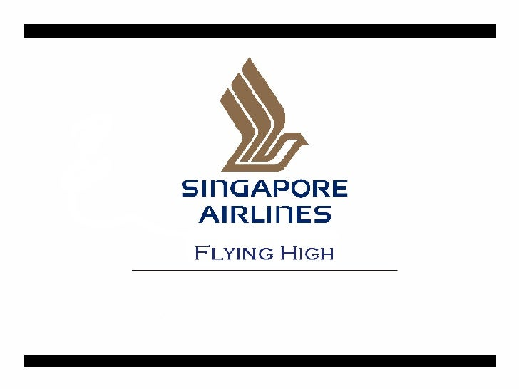 Singapore Airlines-Flying High
